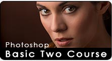 Learn Photoshop Basic Two Course Video